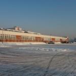 Tu powstanie IET  - zima 2012
